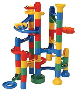Marble Run: Using Classic Toys to Target Speech and Language Goals